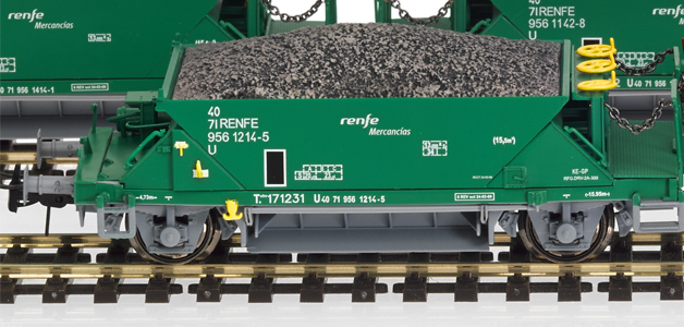 HOPPER WAGONS RENFE