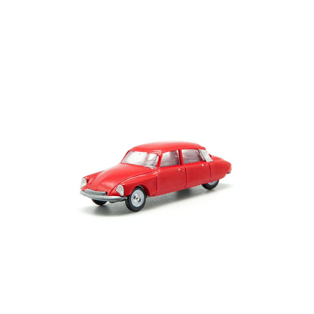 CITROEN DS19 ROJO