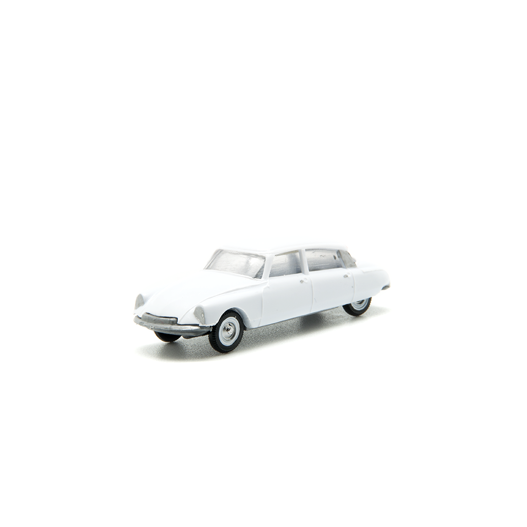 CITROEN DS19 BLANCO