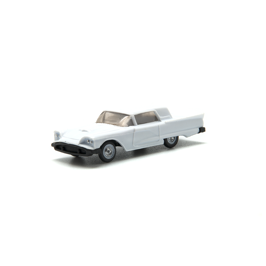 FORD THUNDERBIRD BLANCO