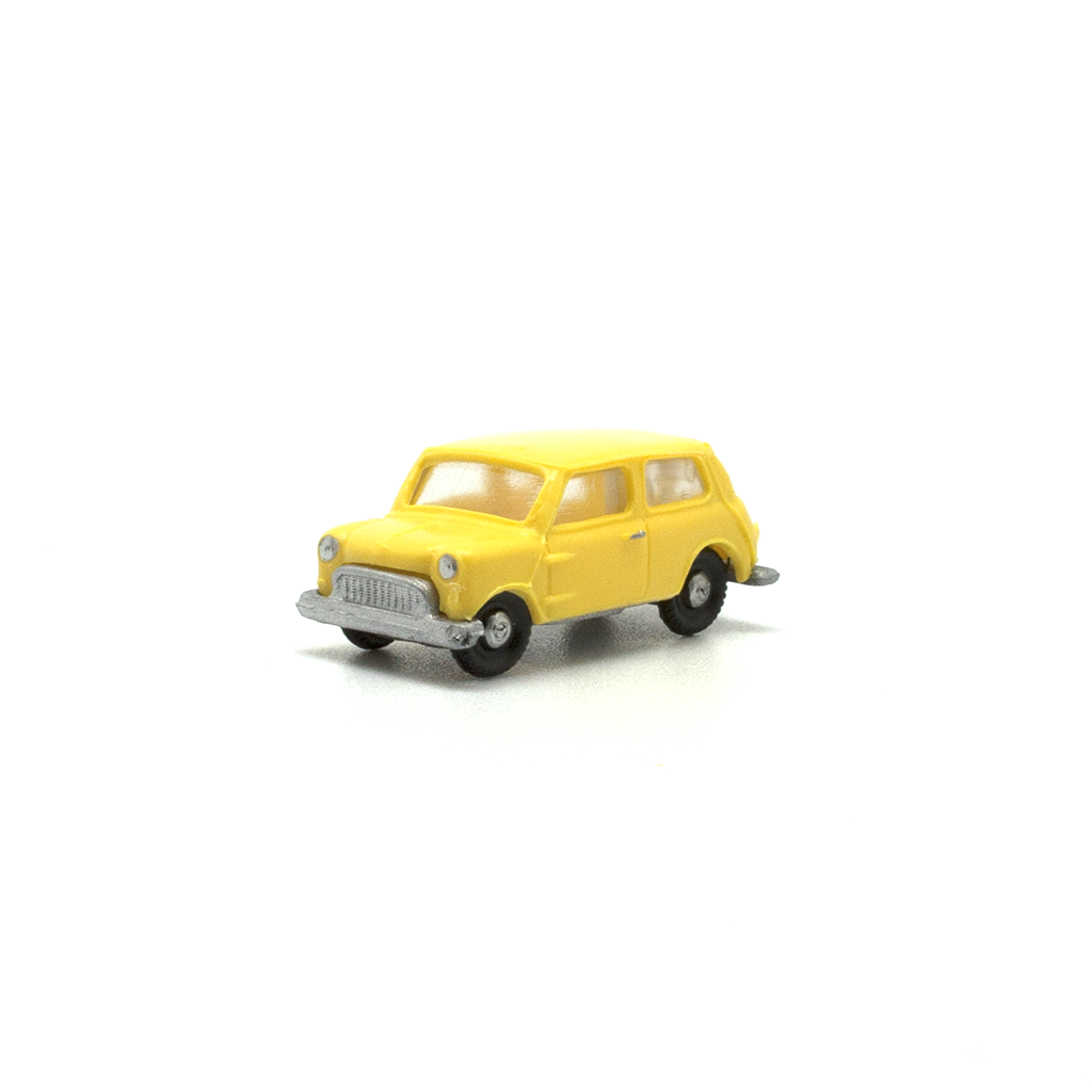 MINI MORRIS AMARILLO