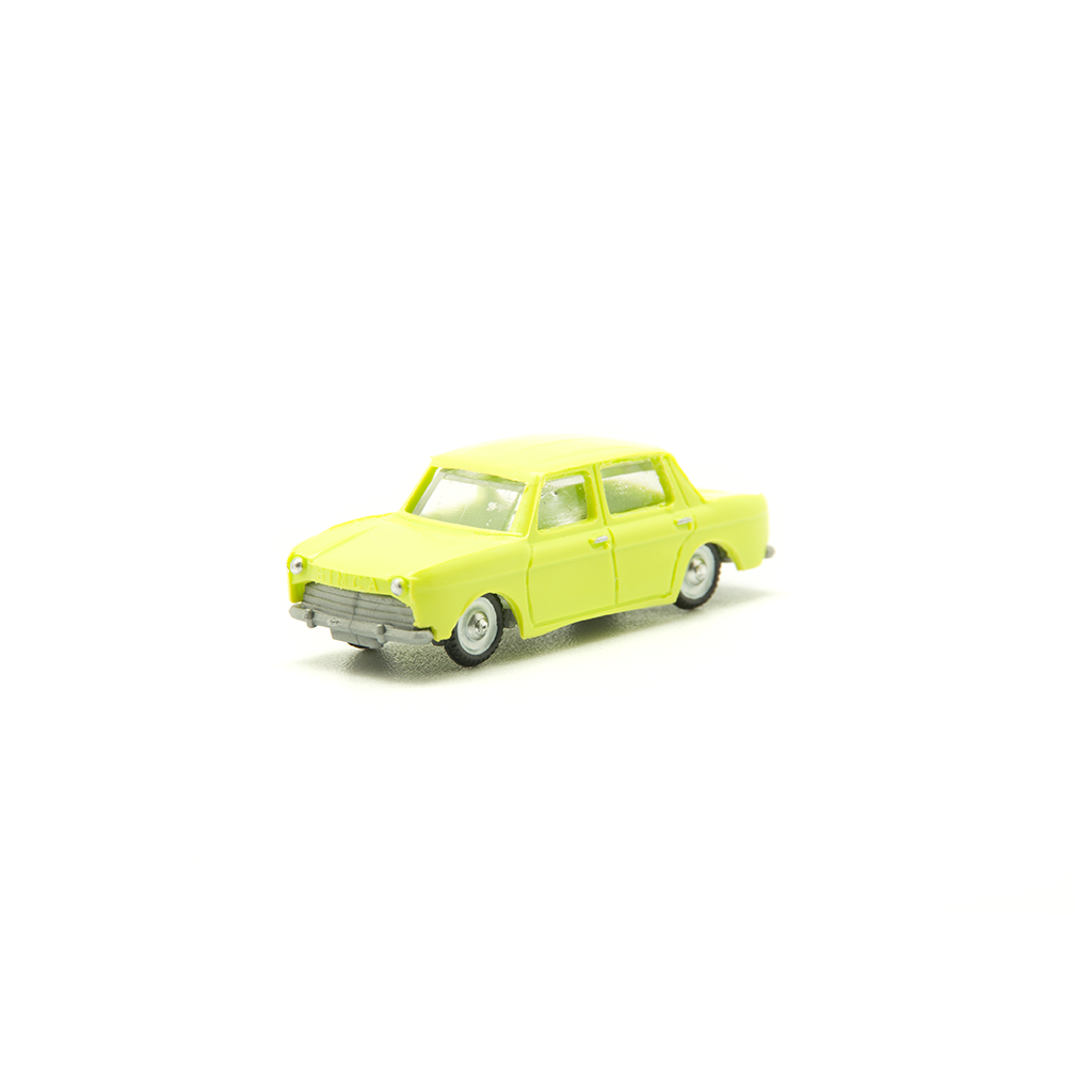 SIMCA 1000 AMARILLO