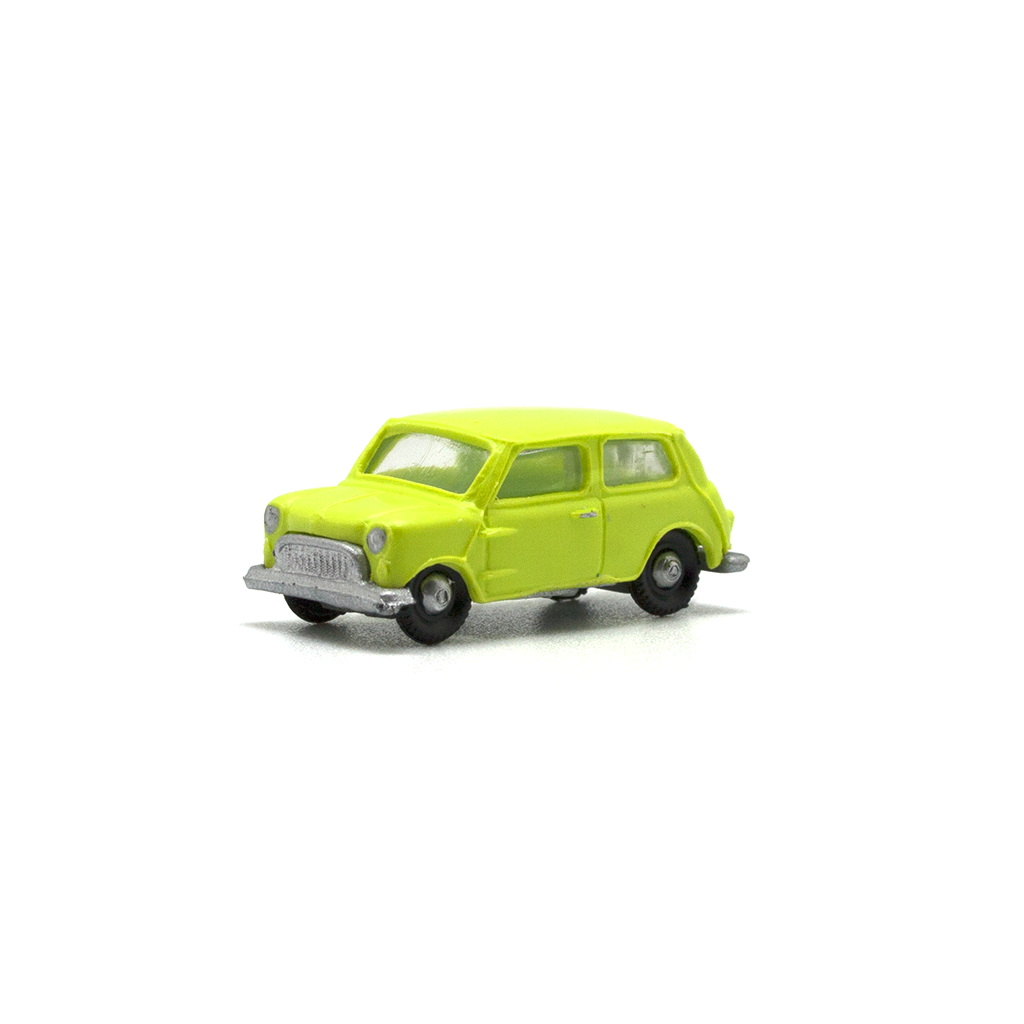 MINI MORRIS AMARILLO LIMON