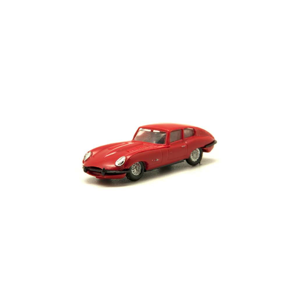 JAGUAR E TYPE ROJO