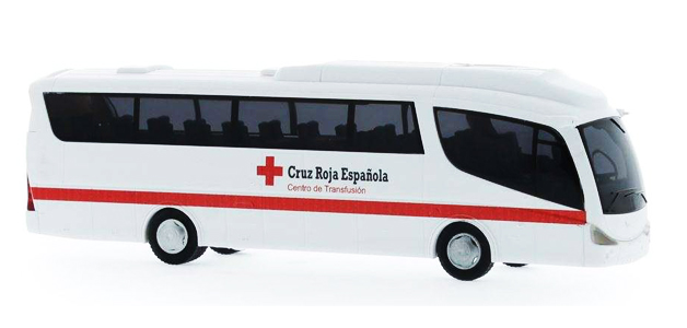 SCANIA PB CRUZ ROJA