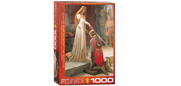 The Accolade by Leighton 1000pcs