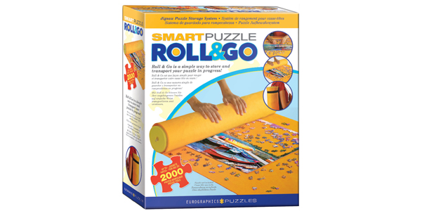 Accesorios Smart Puzzle Roll & Go Mat
