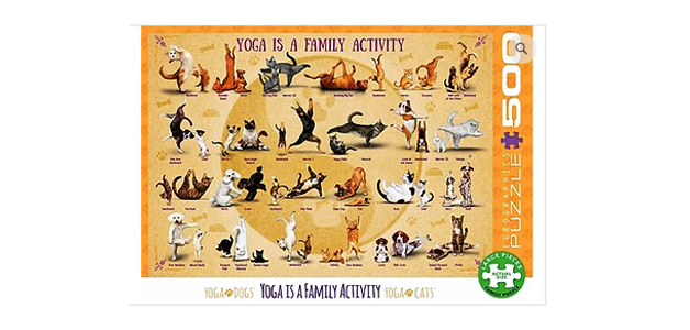 YOGA IS FAMILY ACTIVITY