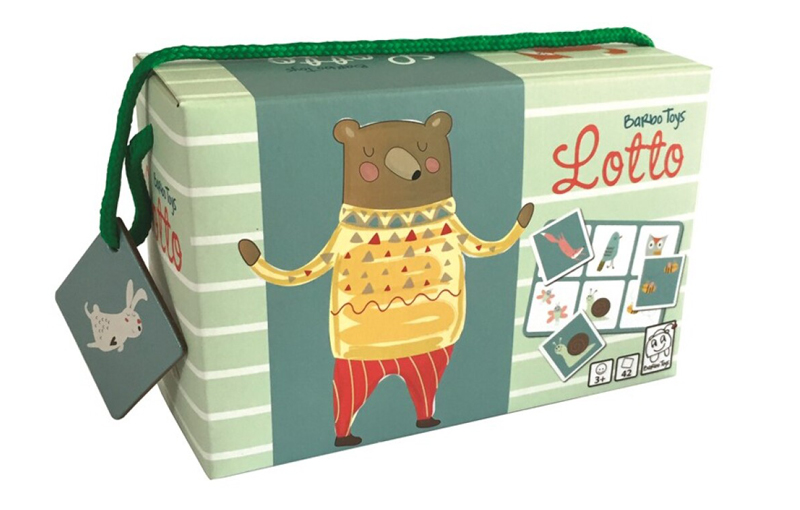 Little Woodies - Lotto