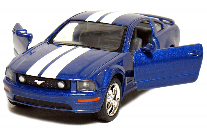 Ford Mustang 2006 GT W/Printing 12,5 cm