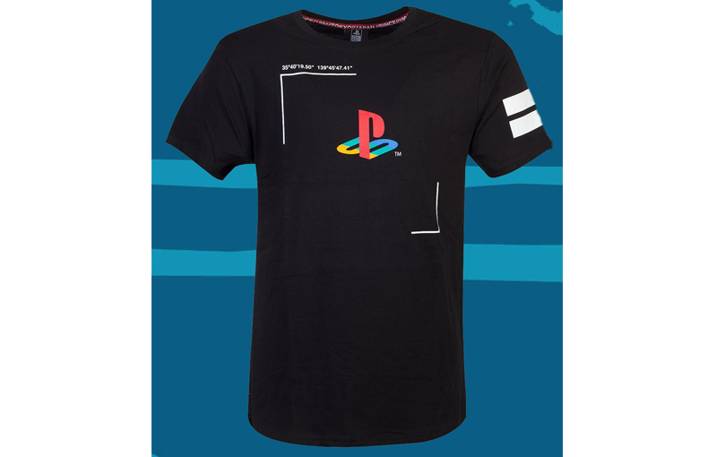 CAMISETA PLAYSTATION L