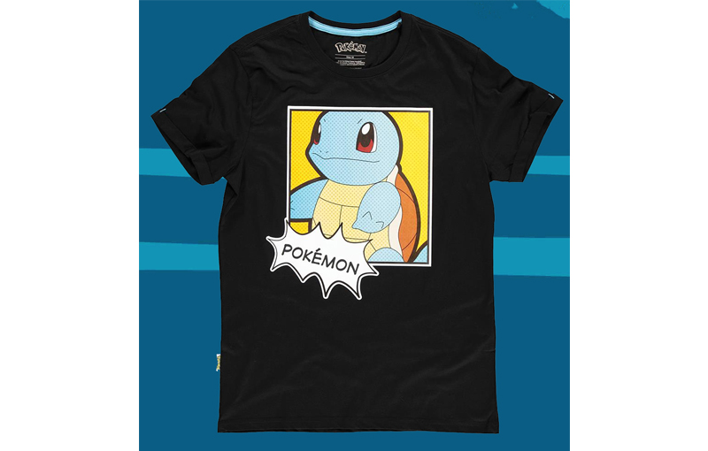CAMISETA SQUIRTLE XL