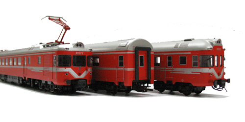 ELECTRIC RAILCAR UT432 <font color=red>LAST UNITS AVAILABLE</font>