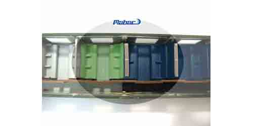SET 2 COCHES RENFE BB1600 H0